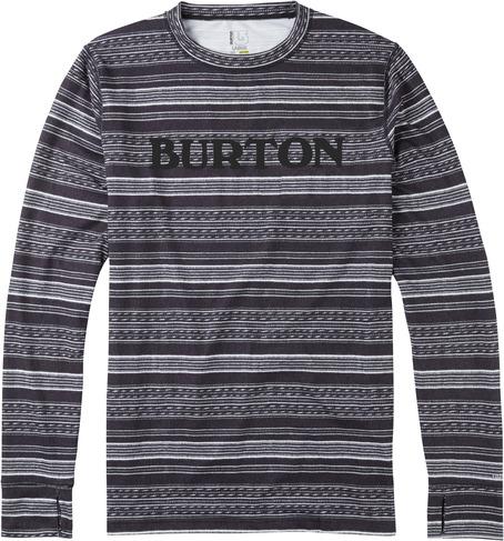 Burton Midweight Crew - Yarny Stripe