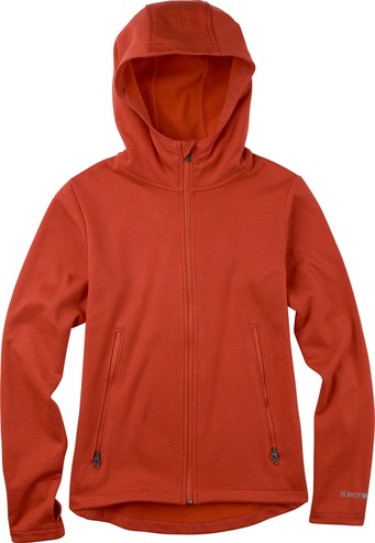 Burton Minette Fleece - Fiery Red