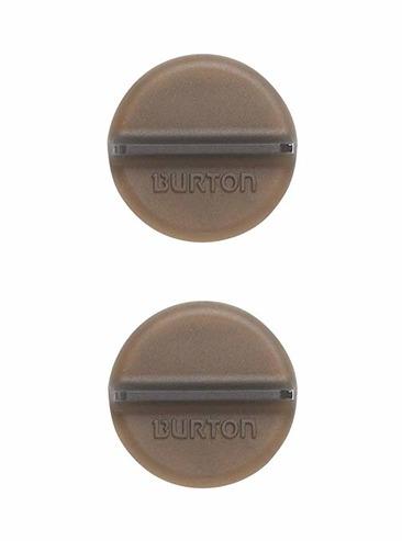 Burton Mini Scraper Stomp Pad - Translucent black