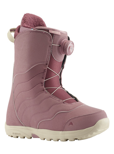 Burton Mint Boa Snowboard Boot 2018/19 - Dusty Rose