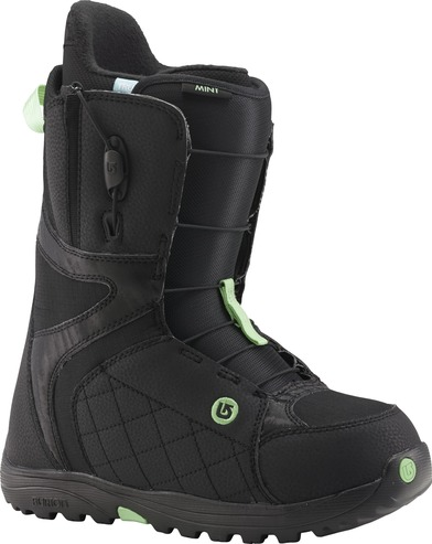 Burton Mint Snowboard Boot 2016 - Black/Mint