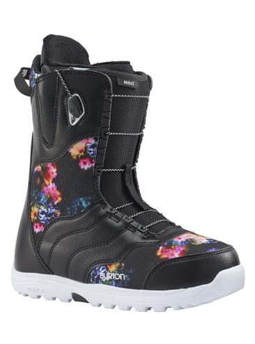 Burton Mint Snowboard Boot 2018 - Black/Multi