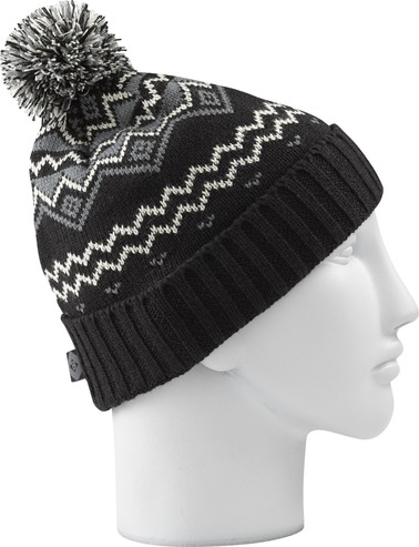 Burton Mountain Man Beanie - True Black