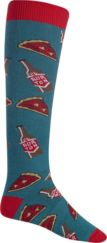 Burton Party Sock - Pizza and Beer