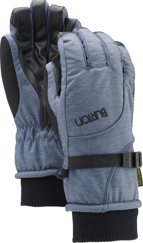 Burton Pele Glove - Blue Denim