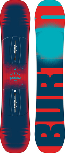 Burton Process Smalls Snowboard 2017 - 142