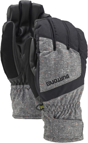 Burton Profile Glove - Herringbone/Black