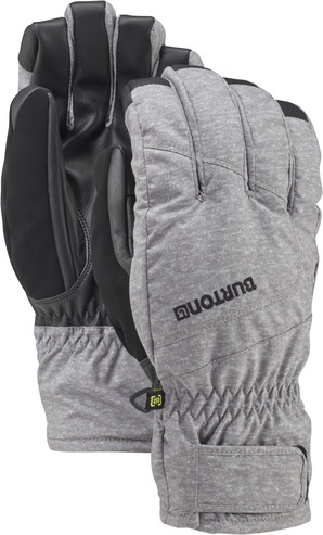 Burton Profile Glove - Monument Heather