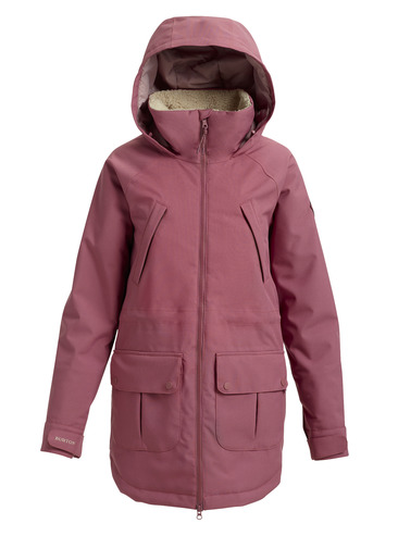 Burton Prowess Jacket - Rose Brown