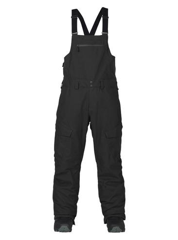 Burton Reserve Bib Pant - True Black
