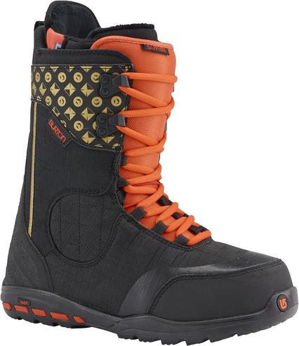 Burton Saphire Snowboard Boot - Black/Multi