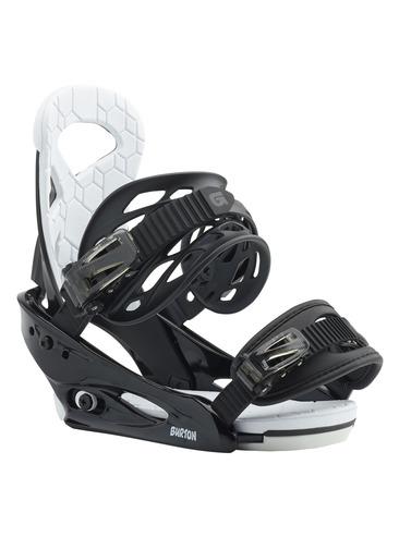 Burton Smalls Kids Snowboard Binding - Black