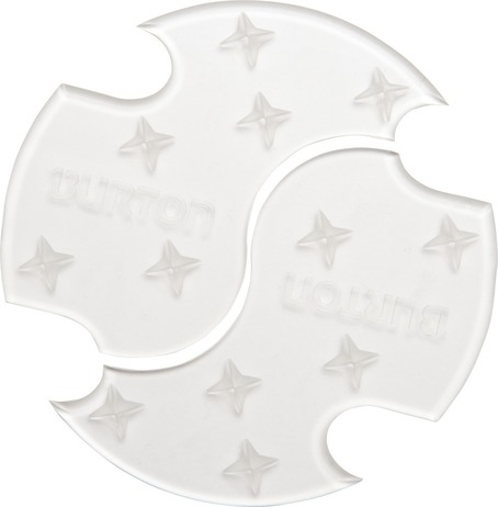 Burton Split Stomp Pad - Clear