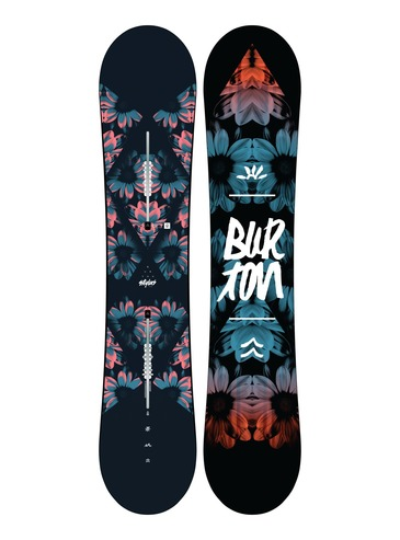Burton Stylus Snowboard Package - Womens
