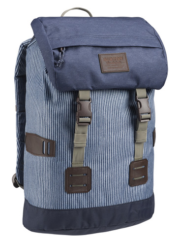 Burton Tinder Pack - Open Road Stripe