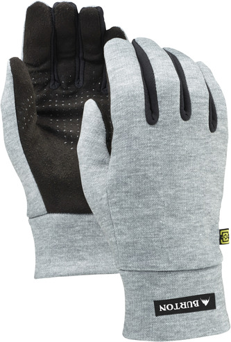 Burton Touch N Go Glove - Heather Grey