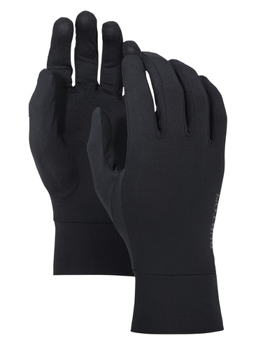Burton Touchscreen Glove Liner - Black