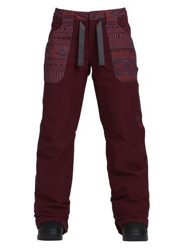 Burton Veazie Pant - Port Royal