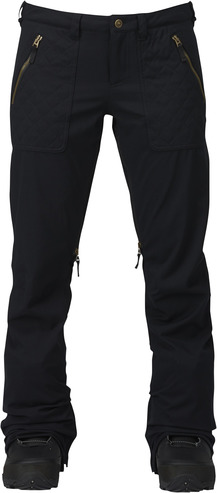 Burton Vida Pant - True Black