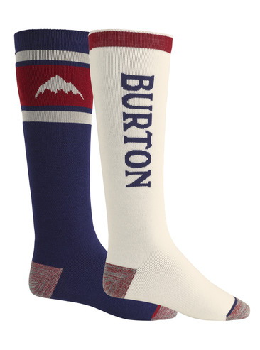 Burton Weekend 2 Pack of Socks - Mood Indigo