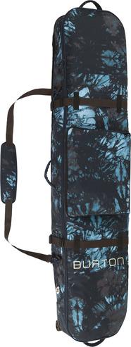 Burton Wheelie Board Case - Tie Dye Trench Print
