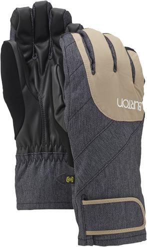 Burton Womens Approach Glove - Sandstruck/Denim
