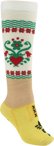 Burton Womens Party Sock - Dutch Girl
