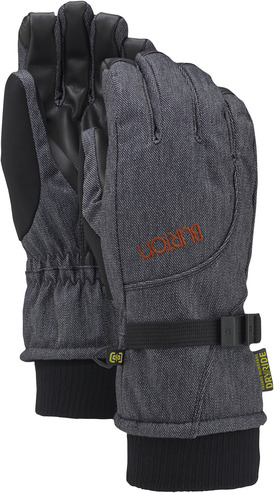 Burton Womens Pele Glove - Denim