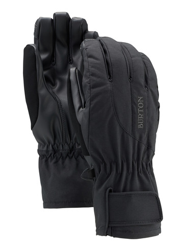 Burton Womens Profile Glove - True Black