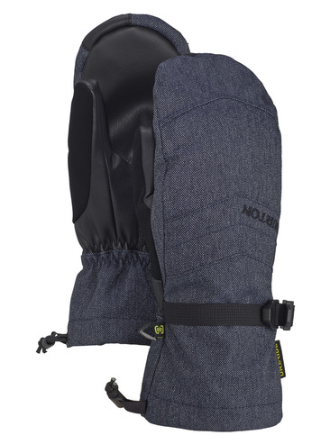 Burton Womens Prospect Mitt - Denim
