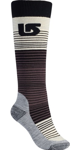 Burton Womens Scout Sock - True Black
