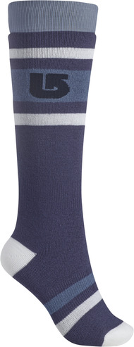 Burton Womens Weekend Sock 2 Pack - Mood Indigo