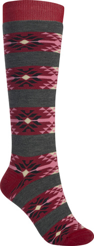 Burton Womens Weekend Socks 2 Pack - Canvas