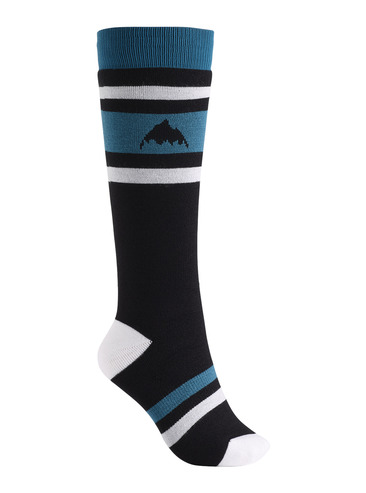 Burton Womens Weekend Socks 2 Pack - True Black