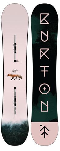 Burton Yeasayer Flying V Snowboard 2018/19 - 148