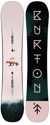 Burton Yeasayer Flying V Snowboard 2018/19 - 152