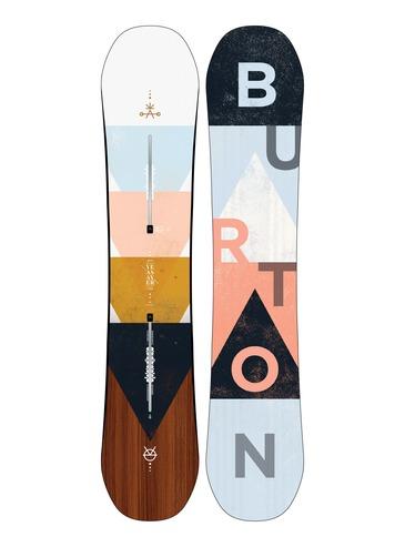 Burton Yeasayer Flying V Snowboard 2020 - 144