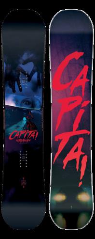 Capita Horoscope Snowboard 2018 - 153