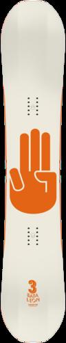 Bataleon Chaser Snowboard 2019 - 155