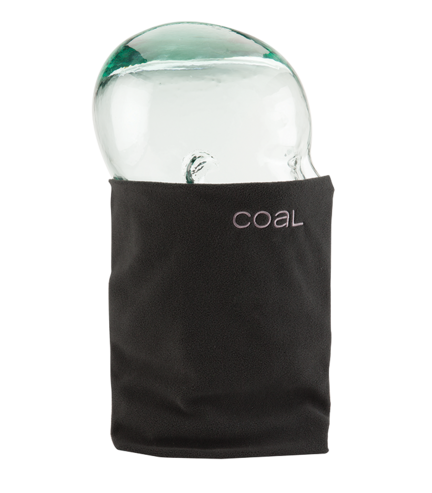 Coal MTF Gaiter Neckwarmer - Black
