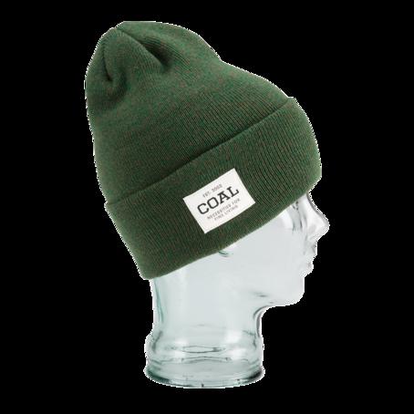 Coal Uniform Beanie - Forest Green