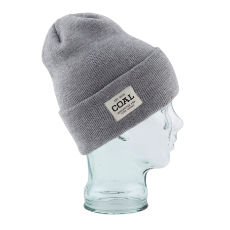 Coal Uniform Beanie - Heather Grey