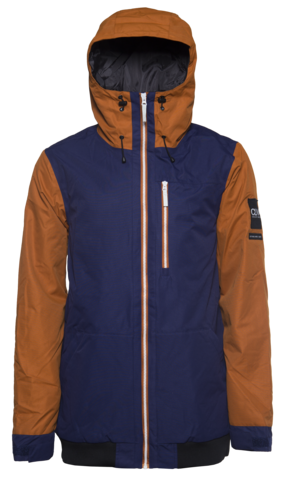 Colour Wear Base Jacket - Patriot Blue