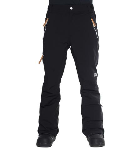 Colour Wear Sharp Pant - Black