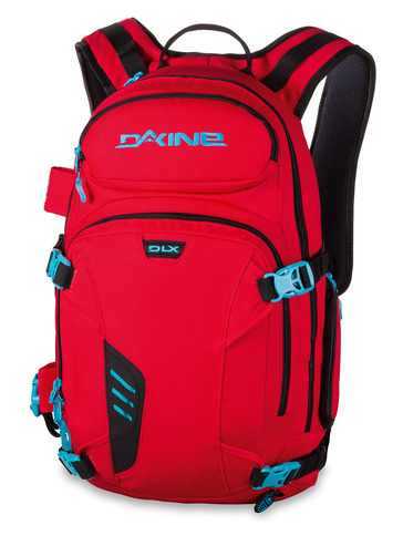 Da Kine Heli Pro DLX 20L Backpack - Threedee