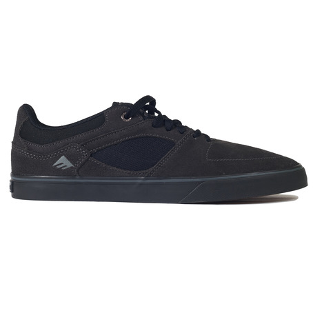 Emerica Hsu Low Vulc - Dark Grey/Black
