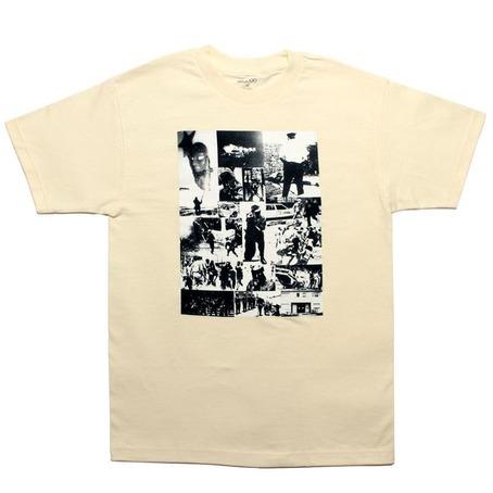 GX1000 Riot T-Shirt - Squash