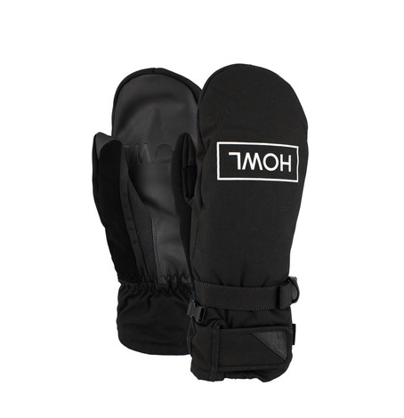 Howl Fairbanks Mitt - Black