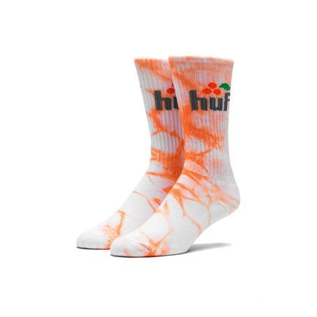 Huf Soda Crew Sock - Orange