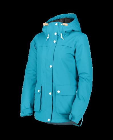 Wear Colour Ida Jacket - Enamel Blue